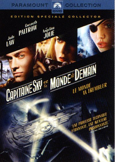 Capitaine Sky et le monde de demain (Édition Collector) - DVD