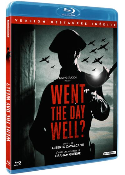 Went the Day Well ? (Version restaurée inédite) - Blu-ray