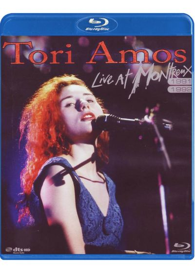 Tori Amos : Live at Montreux 1991-1992 - Blu-ray