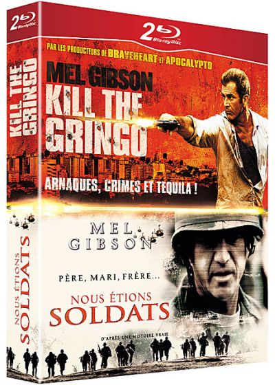 Kill the Gringo + Nous étions soldats (Pack) - Blu-ray