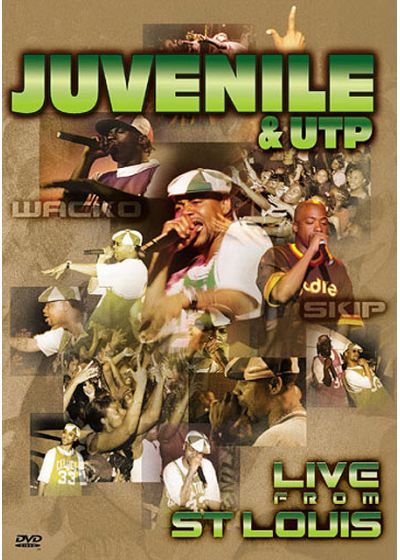 Juvenile & UTP - Live From St Louis - DVD