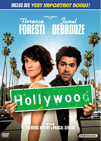 Hollywoo - DVD