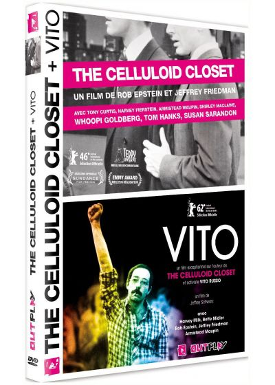 The Celluloid Closet + Vito - DVD