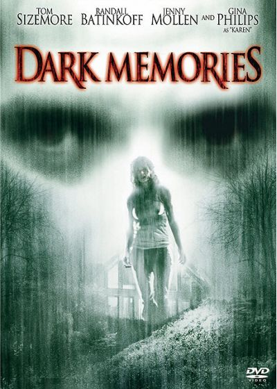Dark Memories - DVD