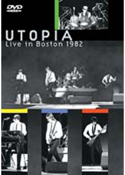 Utopia - Live in Boston 1982 - DVD