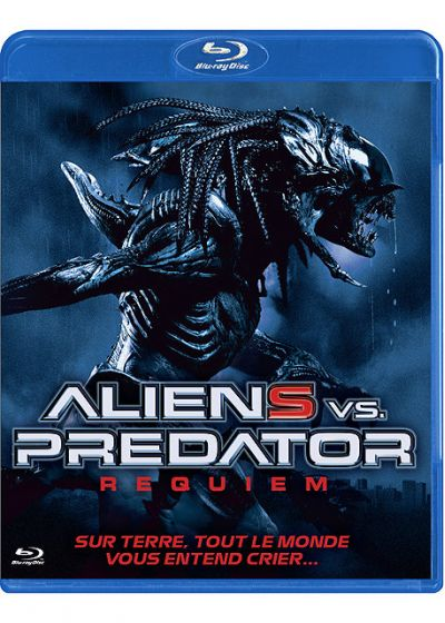 Aliens vs. Predator - Requiem - Blu-ray