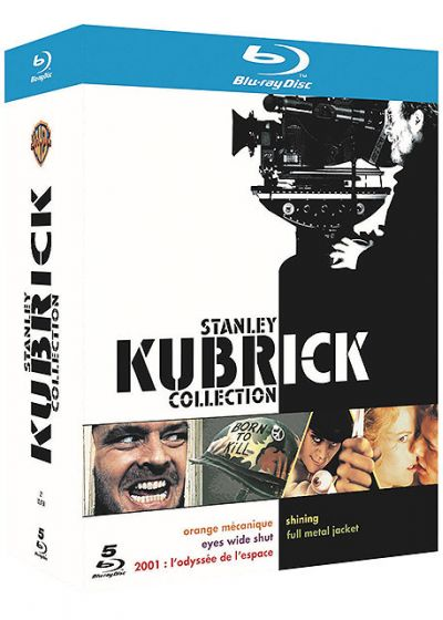 Stanley Kubrick Collection - Blu-ray