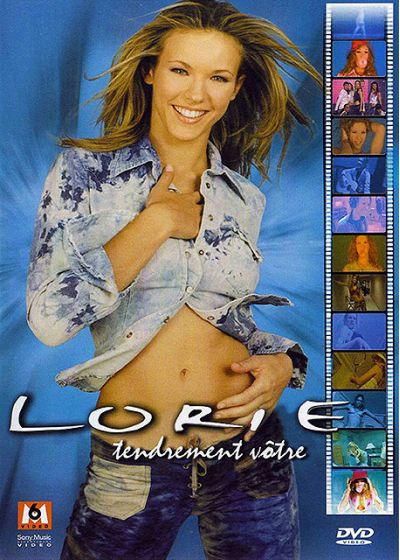 Lorie - Tendrement vôtre - DVD
