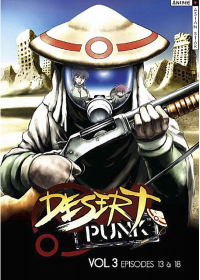 Desert Punk - Vol. 3 - DVD