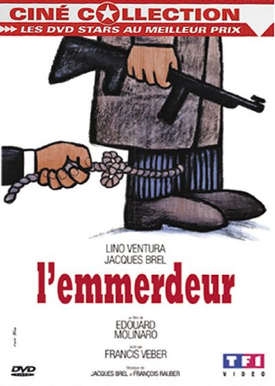 L'Emmerdeur (Édition Simple) - DVD