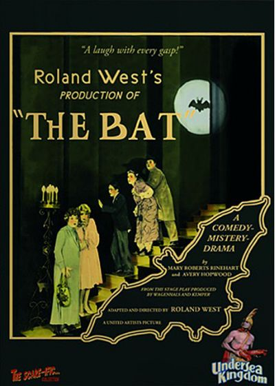 The Bat - DVD