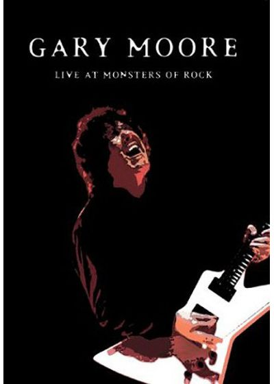 Moore, Gary - Live at Monsters of Rock - DVD