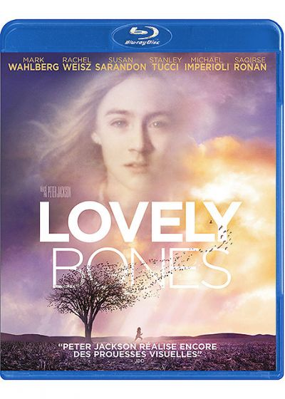 The Lovely Bones - Blu-ray