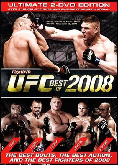 UFC Best of 2008 - DVD