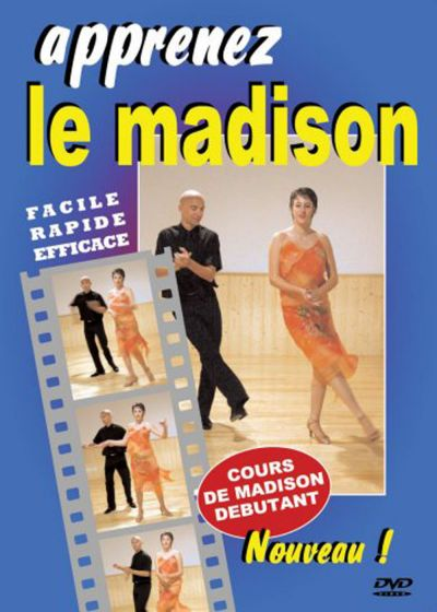 Apprenez le Madison - DVD