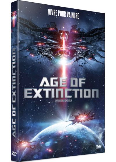 Age of Extinction - DVD