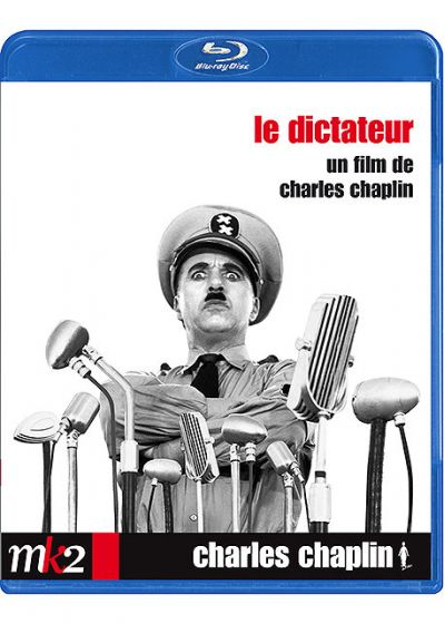 Le Dictateur - Blu-ray