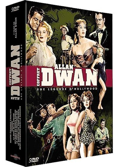 Allan Dwan, une légende d'Hollywood - Coffret 7 films - DVD