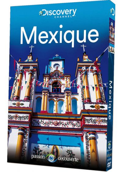 Discovery Channel - Mexique - DVD