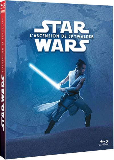 Star Wars 9 : L'Ascension de Skywalker (Édition Limitée BLEU) - Blu-ray