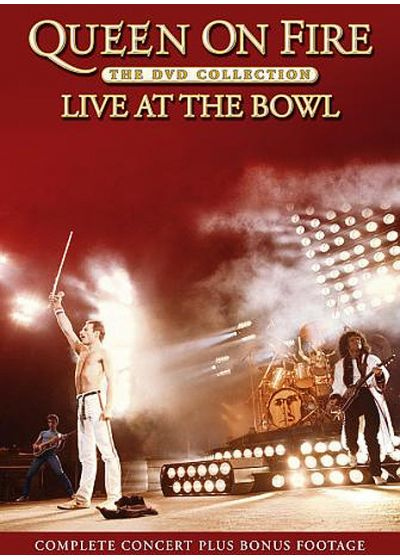 Queen - Queen on Fire: Live at the Bowl - DVD