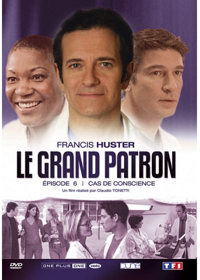 Le Grand patron - Vol. 6 - DVD