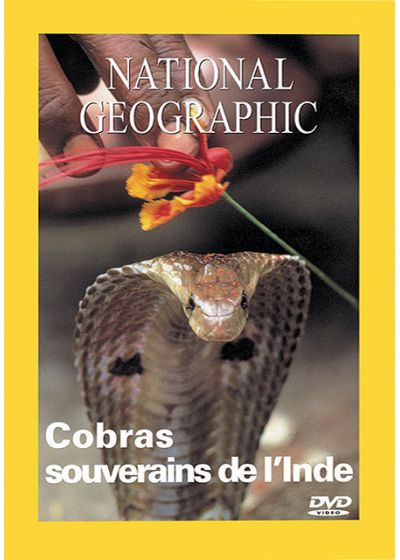 National Geographic - Cobras souverains de l'Inde - DVD