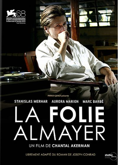 La Folie Almayer - DVD