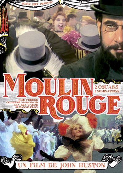 Moulin Rouge - DVD
