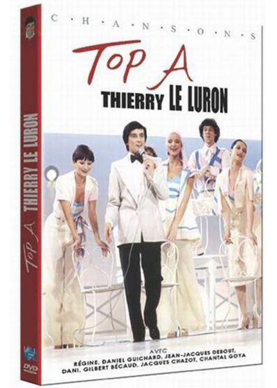 Top à Thierry Le Luron - DVD