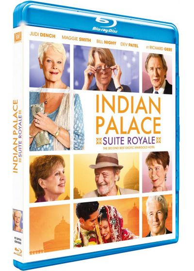 Indian Palace 2 : Suite Royale - Blu-ray