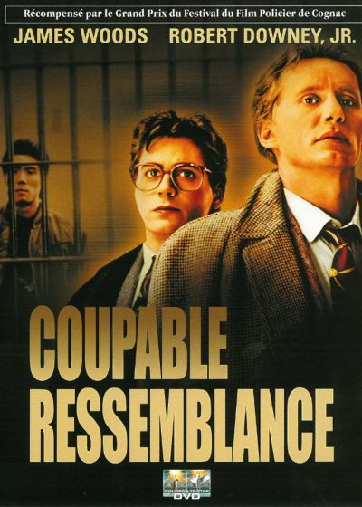 Coupable ressemblance - DVD