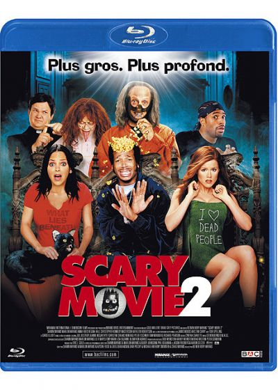 Scary Movie 2 - Blu-ray