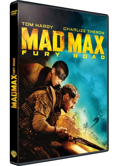 Mad Max : Fury Road (DVD + Copie digitale) - DVD
