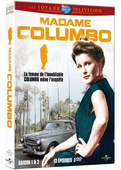 Madame Columbo - Saisons 1 & 2 - DVD