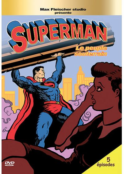 Superman - Le peuple souterrain - DVD