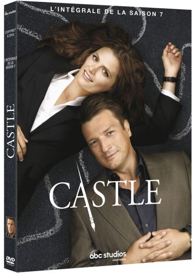 Castle - Saison 7 - DVD