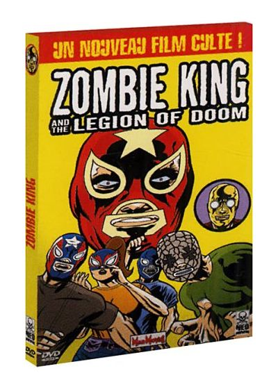 Zombie King and the Legion of Doom - DVD