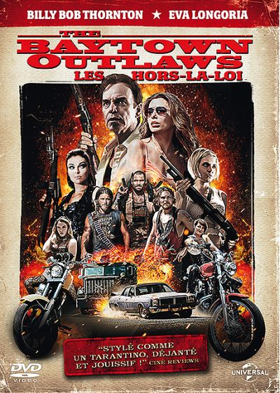 The Baytown Outlaws (Les hors-la-loi) - DVD