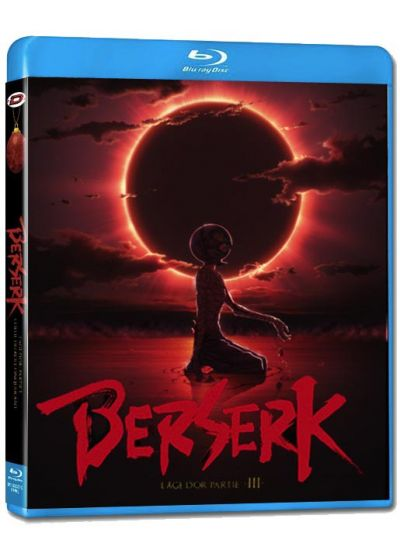Berserk L'Age d'Or partie III : L'Avent (Édition Standard) - Blu-ray