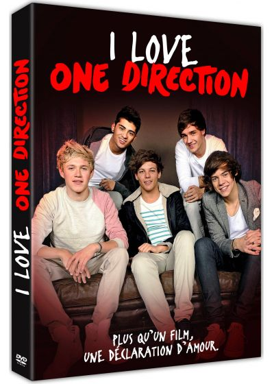 One Direction : I Love One Direction - DVD