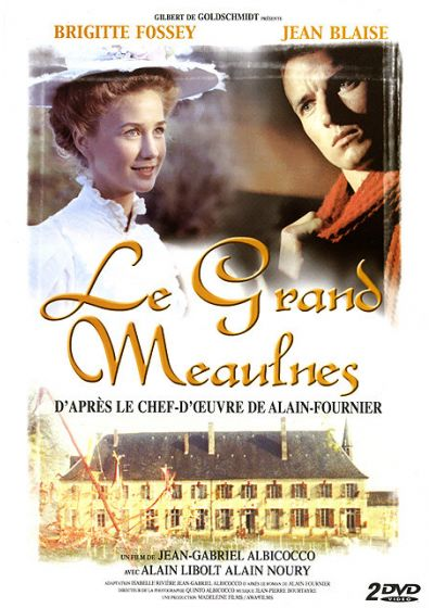 Le Grand Meaulnes + La fille aux yeux d'or (Pack) - DVD