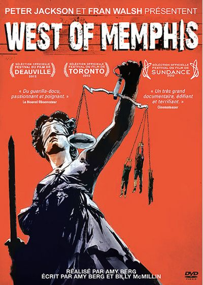 West of Memphis - DVD