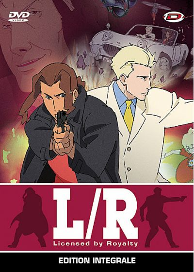 LR - Licensed by Royalty - Edition Intégrale - DVD