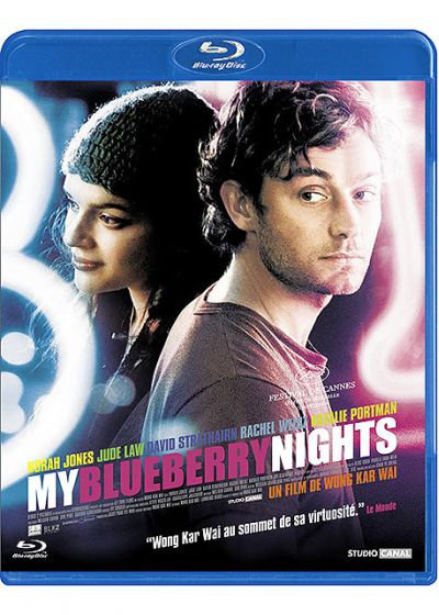 My Blueberry Nights - Blu-ray