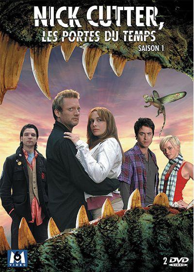 Dvdfr nick cutter les portes du temps saison 1 dvd - Harry potter 8 et les portes du temps ...