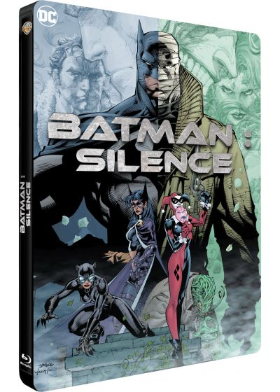 Batman : Silence (Édition SteelBook) - Blu-ray
