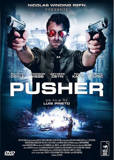 Pusher - DVD