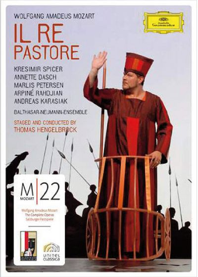 Il re pastore - DVD