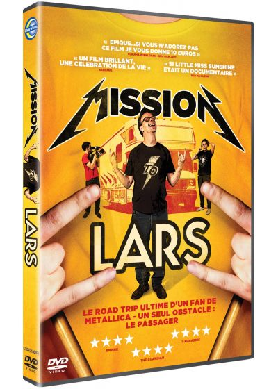 Mission to Lars - DVD